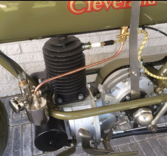 Cleveland A2 de luxe 1920 For Sale (picture 4 of 6)