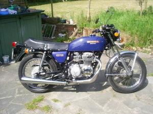 1975 Honda CB400 Four Survivor Bike For Sale