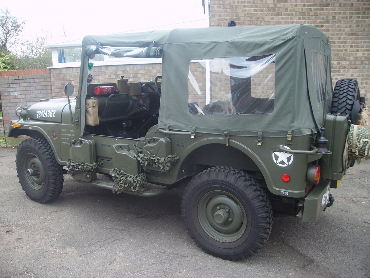 1992 willys jeep 4x4 Mahindra For Sale (picture 6 of 6)