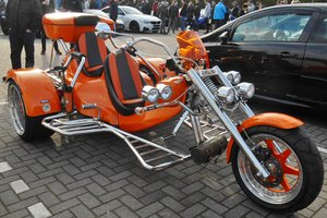 2008 Trike Rewaco HS4i Special Edition just 5000 miles For Sale