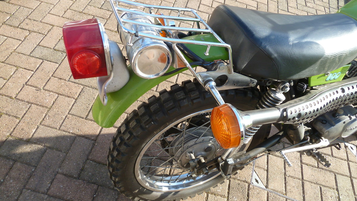 1975 HODAKA  :- ROAD TOAD For Sale (picture 2 of 6)