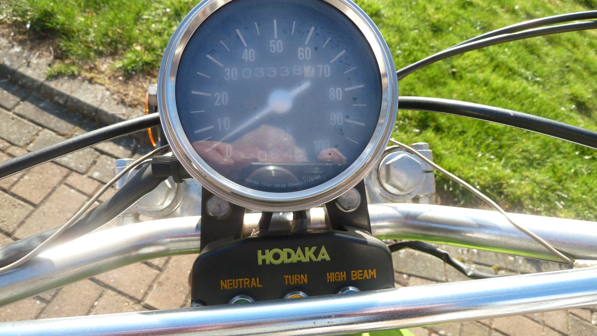 1975 HODAKA  :- ROAD TOAD For Sale (picture 4 of 6)