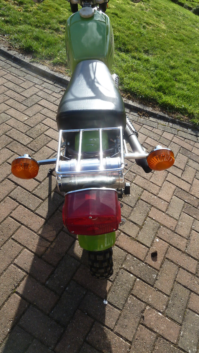 1975 HODAKA  :- ROAD TOAD For Sale (picture 6 of 6)
