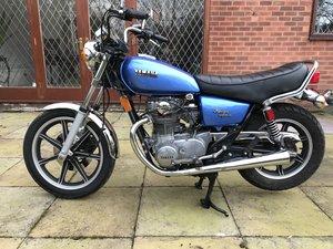 1981 YAMAHA XS 650  For Sale
