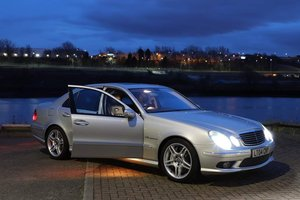 2004 Mercedes-Benz E55 AMG For Sale