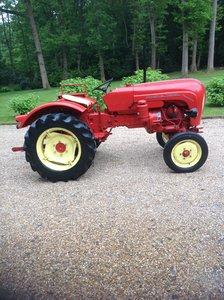 1962 Porsche 217T Classic Tractor