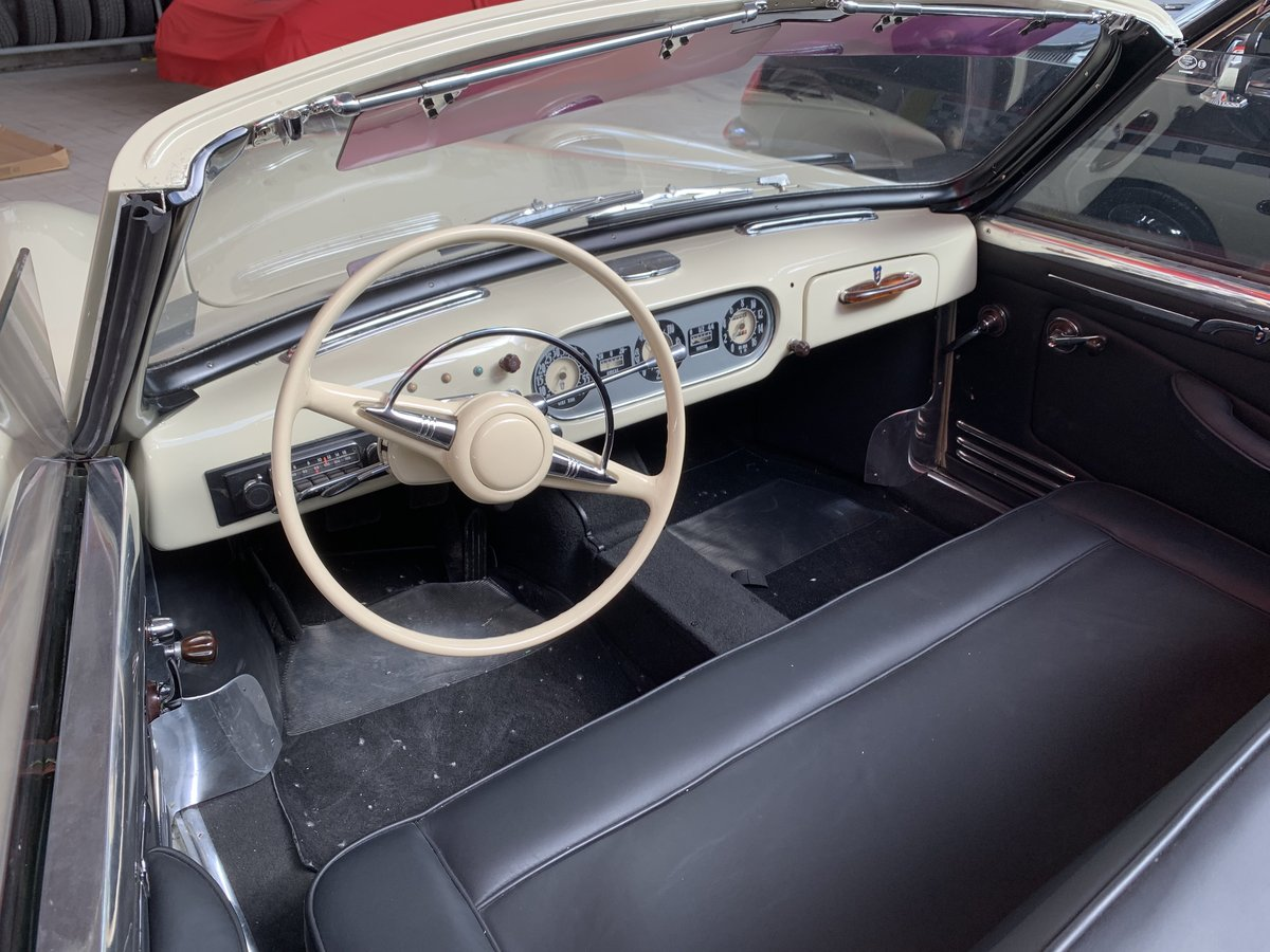 Siata daina spyder 1952 For Sale (picture 3 of 6)