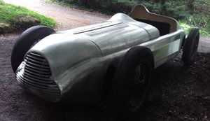 1948 aluminium body For Sale