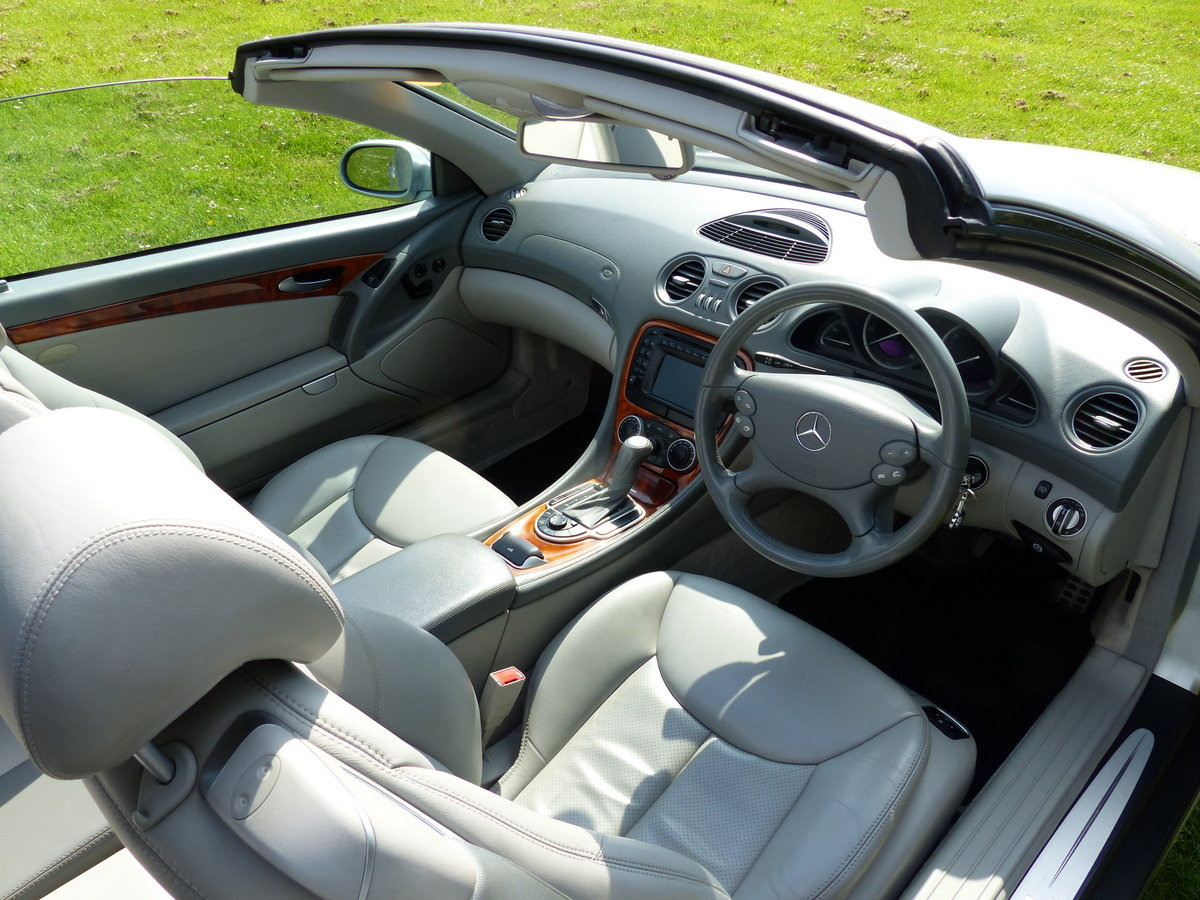 2002 Mercedes-Benz 500 SL R230 For Sale (picture 4 of 6)
