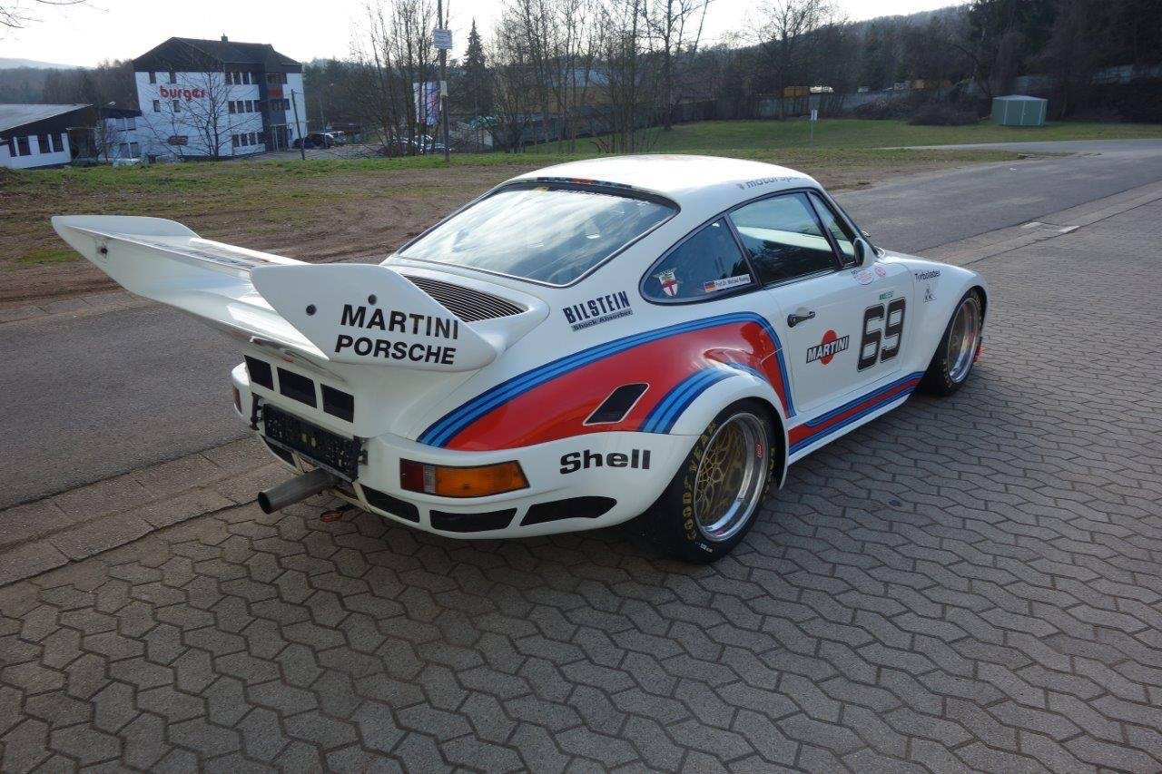 1976 Porsche Kremer 934/5 For Sale (picture 4 of 6)