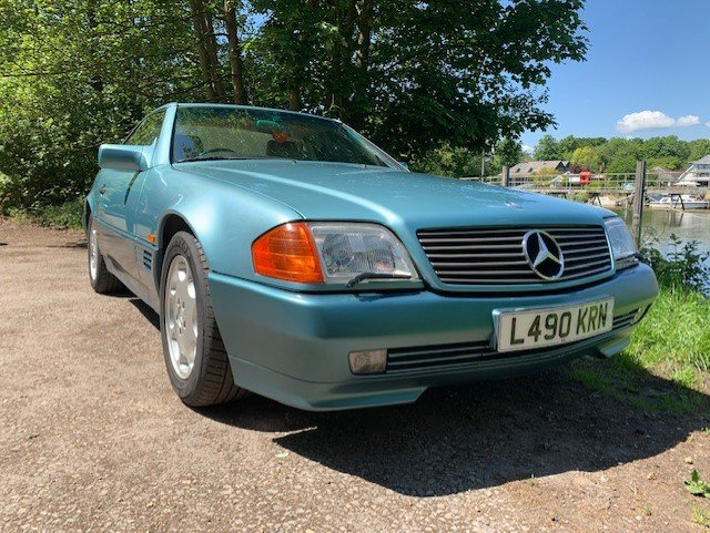 1993 EXCEPTIONAL SL320 For Sale (picture 1 of 6)