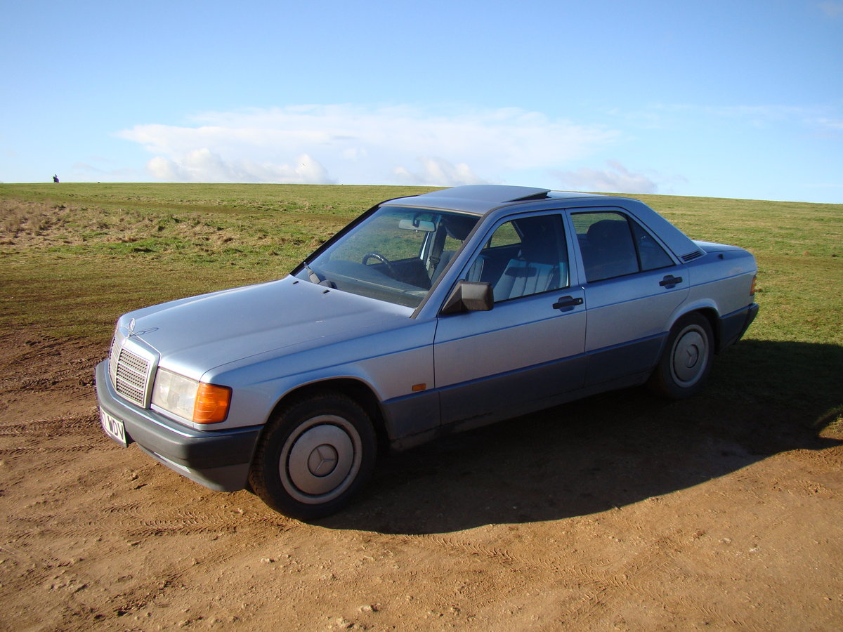 1993 190E 1.8 petrol manual For Sale (picture 2 of 6)