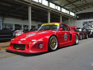 1981 PORSCHE 935 K3 by DP MOTORSPORT For Sale