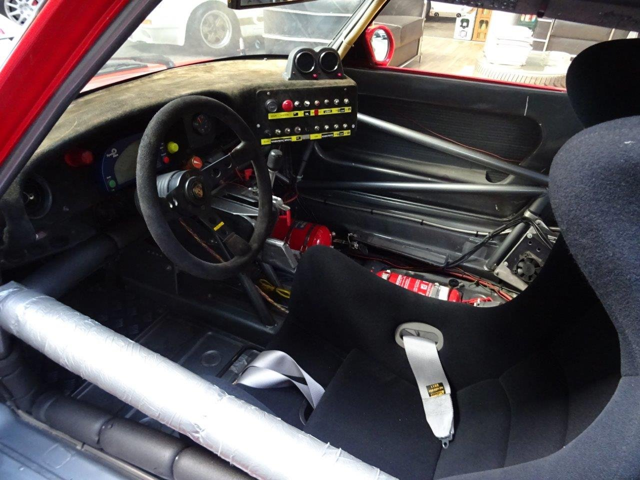 1981 PORSCHE 935 K3 by DP MOTORSPORT For Sale (picture 3 of 6)