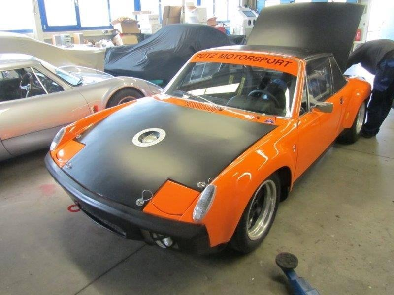 1973 PORSCHE 914/6 GT For Sale (picture 3 of 6)