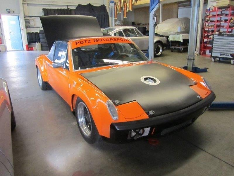 1973 PORSCHE 914/6 GT For Sale (picture 5 of 6)