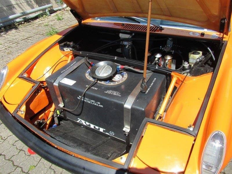1973 PORSCHE 914/6 GT For Sale (picture 6 of 6)