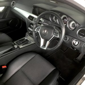 2012 MERCEDES-BENZ C 180 AMG SPORT BLUEEFFICIENCY,