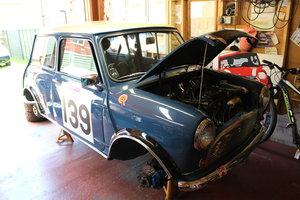 1963 Classic Mk1 Mini Race/Hill Climb, Classic Rally For Sale