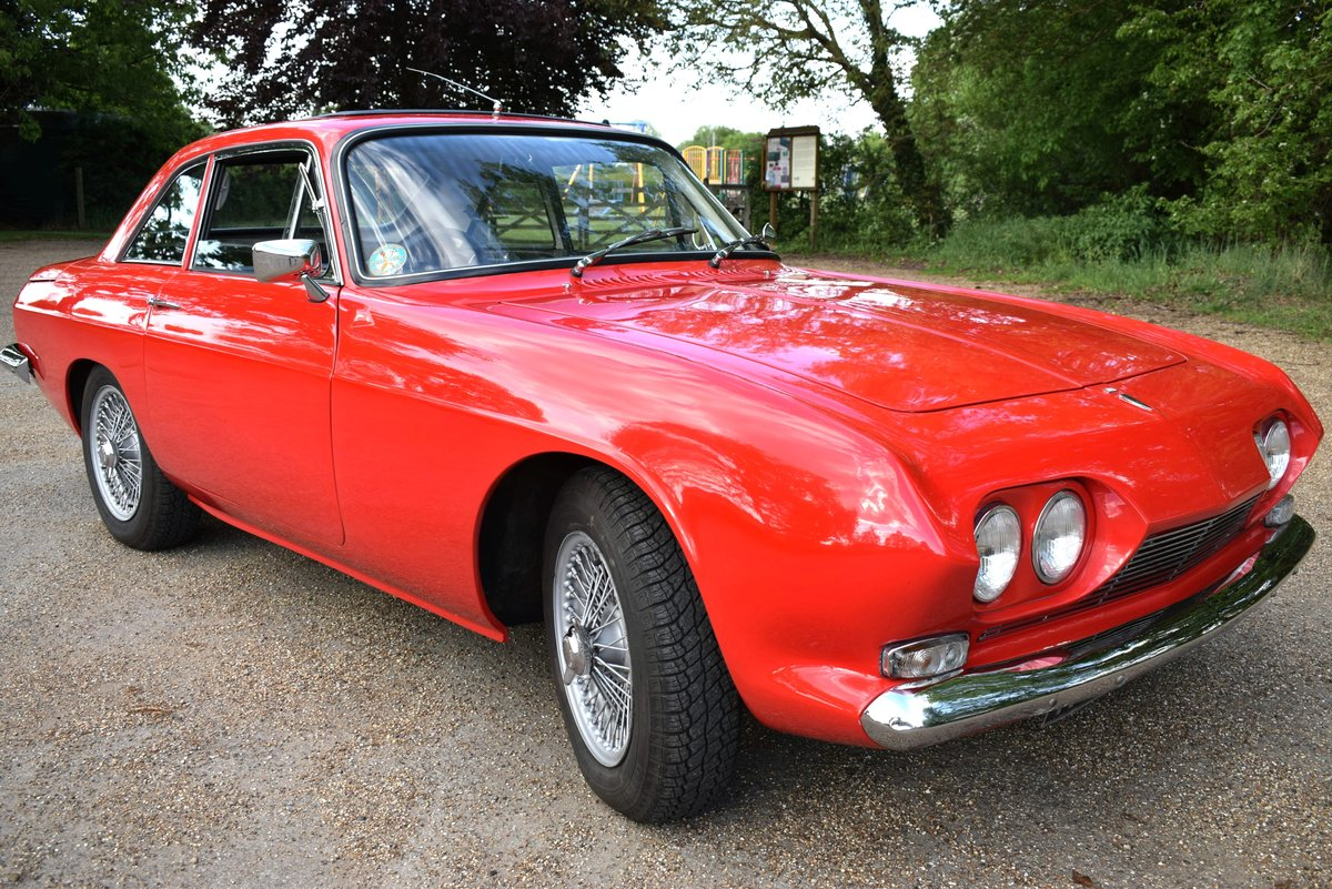 1966 Scimitar SE4 GT Coupe. Very Rare and correct. For Sale (picture 1 of 6)