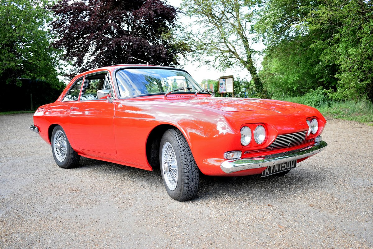 1966 Scimitar SE4 GT Coupe. Very Rare and correct. For Sale (picture 3 of 6)
