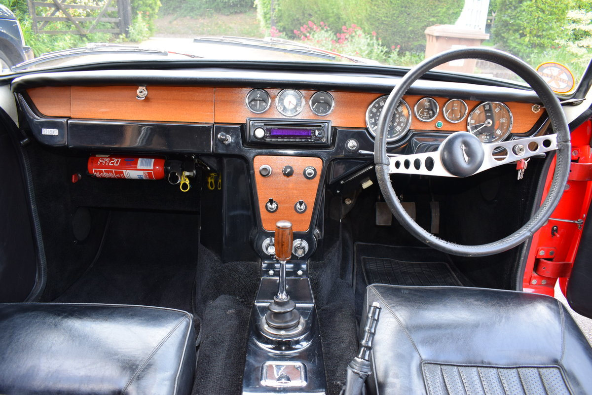 1966 Scimitar SE4 GT Coupe. Very Rare and correct. For Sale (picture 5 of 6)