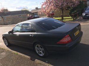 2000 Mercedes S class For Sale
