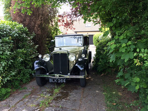 1935 DAIMLER 20HP LIMOUSINE For Sale