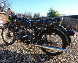 1968 BMW R69S  For Sale