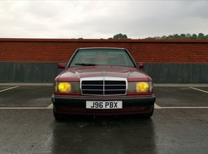 1992 W201 Mercedes 190e 1.8L Automatic For Sale