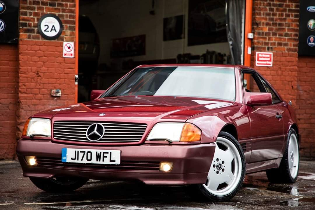 1992 Mercedes-benz sl500 r129 For Sale (picture 1 of 6)