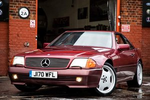 1992 Mercedes-benz sl500 r129 For Sale