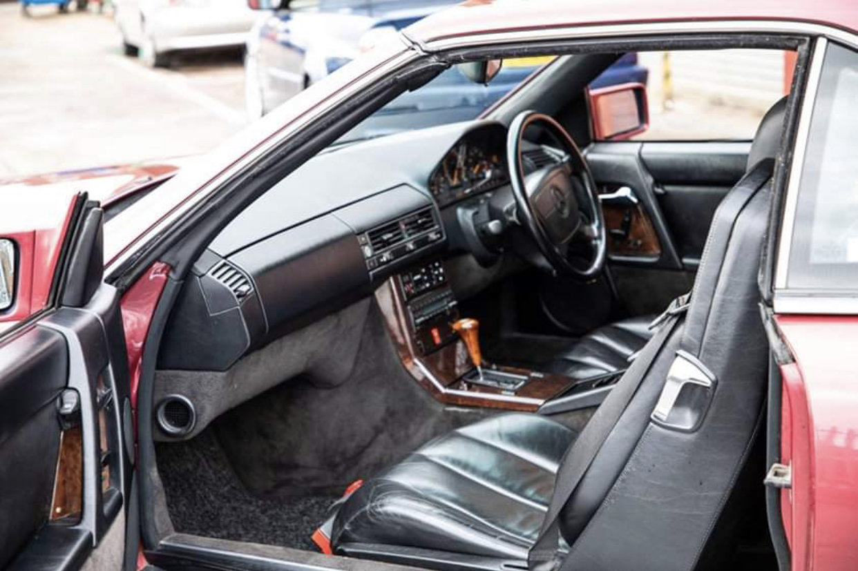 1992 Mercedes-benz sl500 r129 For Sale (picture 2 of 6)