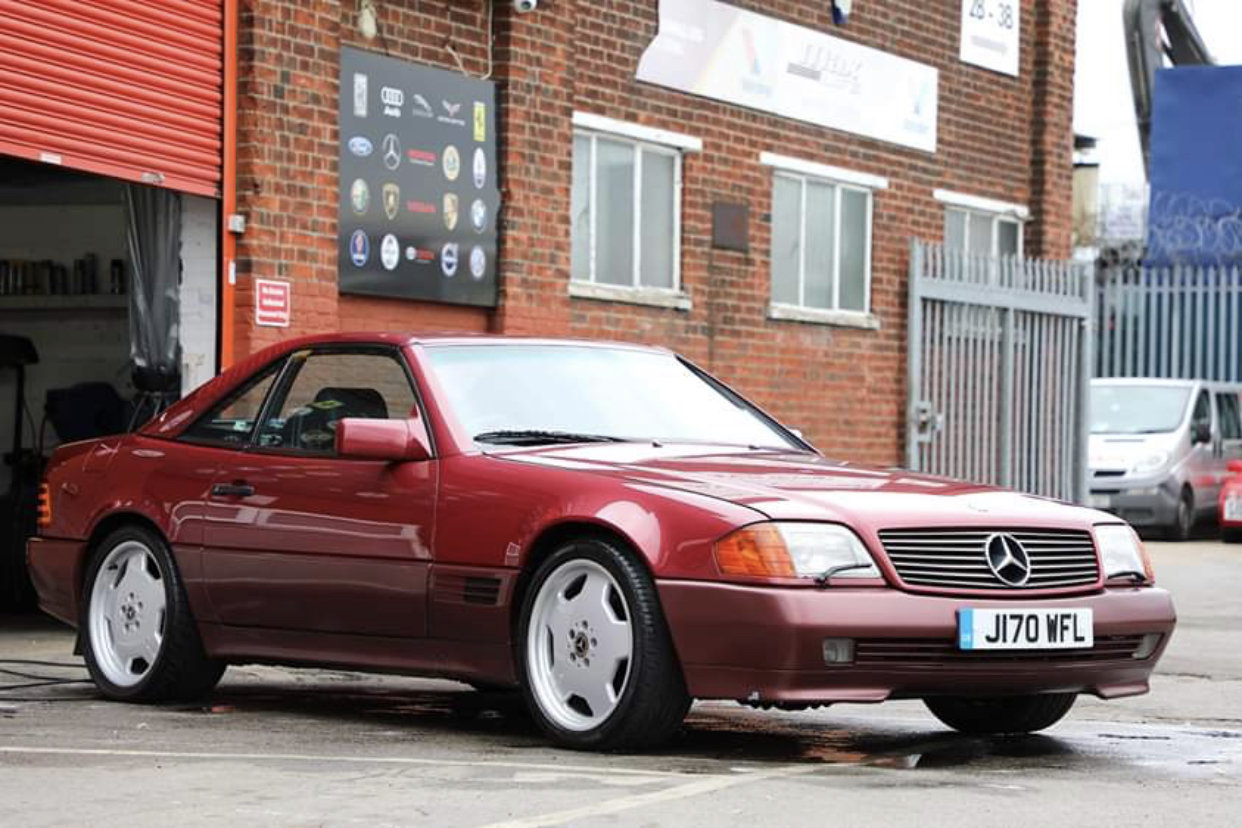 1992 Mercedes-benz sl500 r129 For Sale (picture 3 of 6)