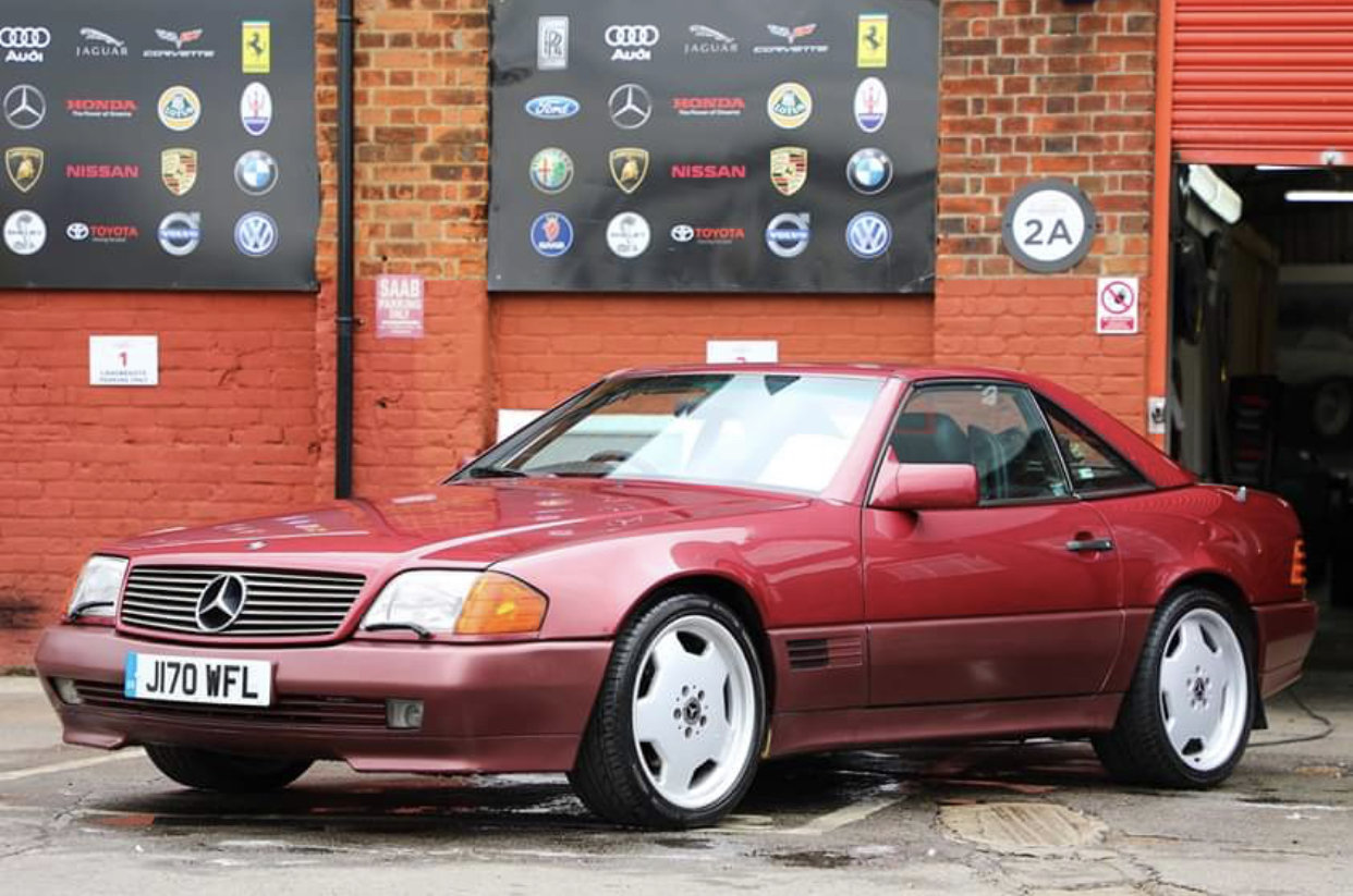 1992 Mercedes-benz sl500 r129 For Sale (picture 6 of 6)