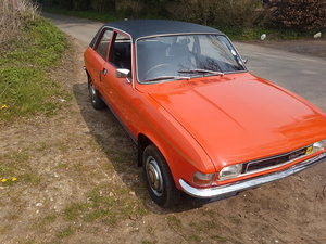 1979 Austin Allegro 1100 Deluxe 2 door For Sale