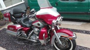 2004 Harley Davidson FLHTCUI Stunning  For Sale