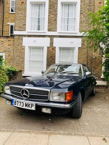 Navy 500 SL 1985 Automatic- good condition