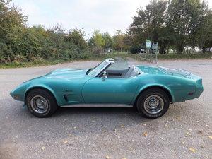 1975 '75 Corvette convertible  For Sale
