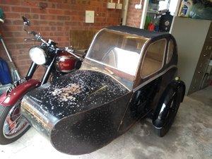 1949 Watsonian sidecar For Sale