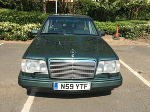 1996 Mercedes 220TE Estate For Sale
