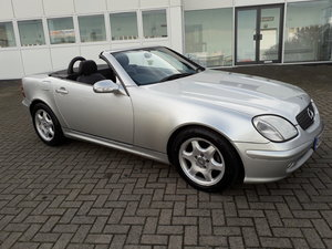 Mercedes slk 230 kompressor.manual.2002, For Sale