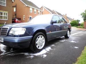 1994 Mercedes 124 280 e class superb mot april 2020 For Sale