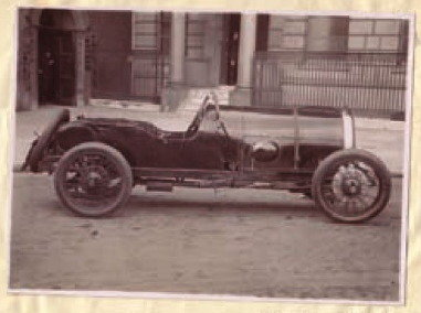 1921 Bugatti Brescia Replica project. For Sale