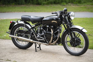 "1949 Vincent Series "" Black Shadow"""