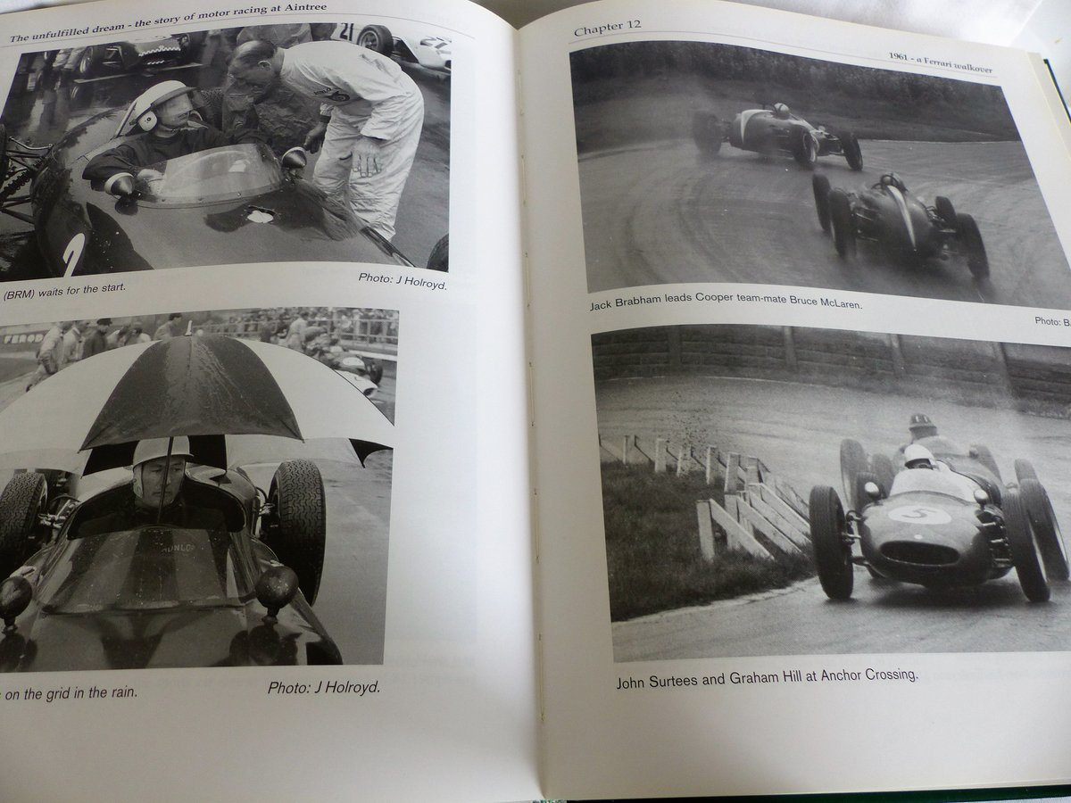 THE STORY OF MOTOR RACING AT AINTREE For Sale (picture 3 of 6)