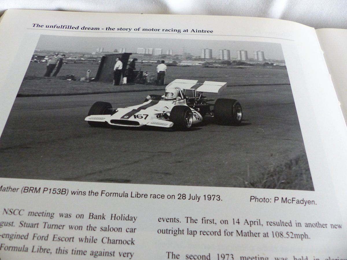 THE STORY OF MOTOR RACING AT AINTREE For Sale (picture 5 of 6)