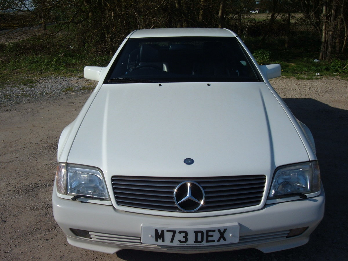 1995 Mercedes 280 SL For Sale (picture 1 of 6)