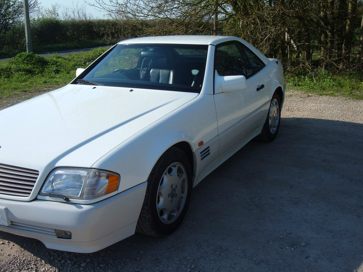 1995 Mercedes 280 SL For Sale (picture 2 of 6)