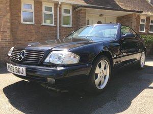 2001 Mercedes Benz R129 SL500, 73k miles